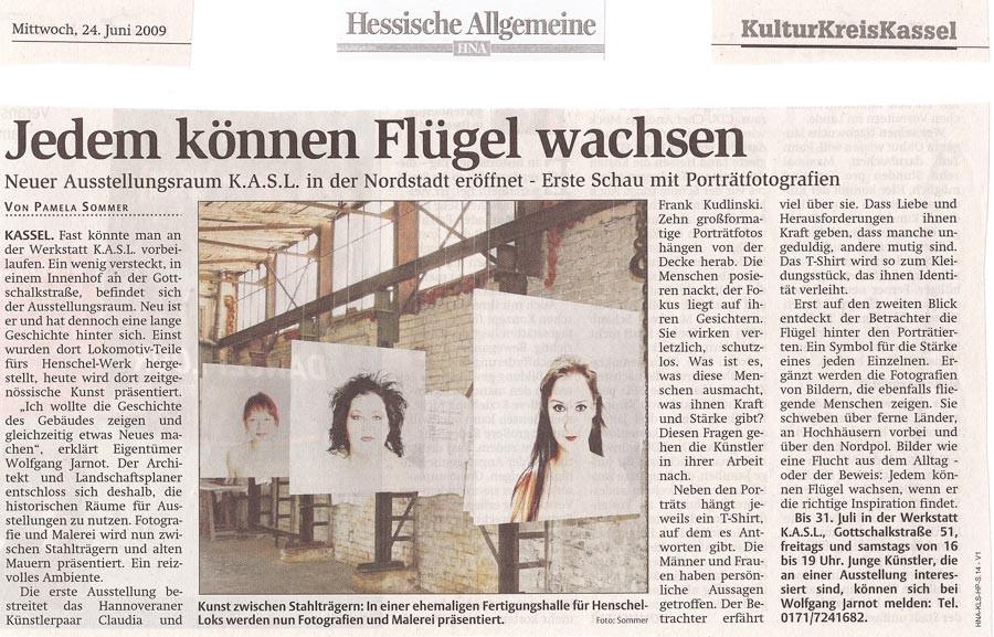 Berichterstattung Hessische Allgemeine. Klicken Sie rechts unten auf den Vollbildmodus.