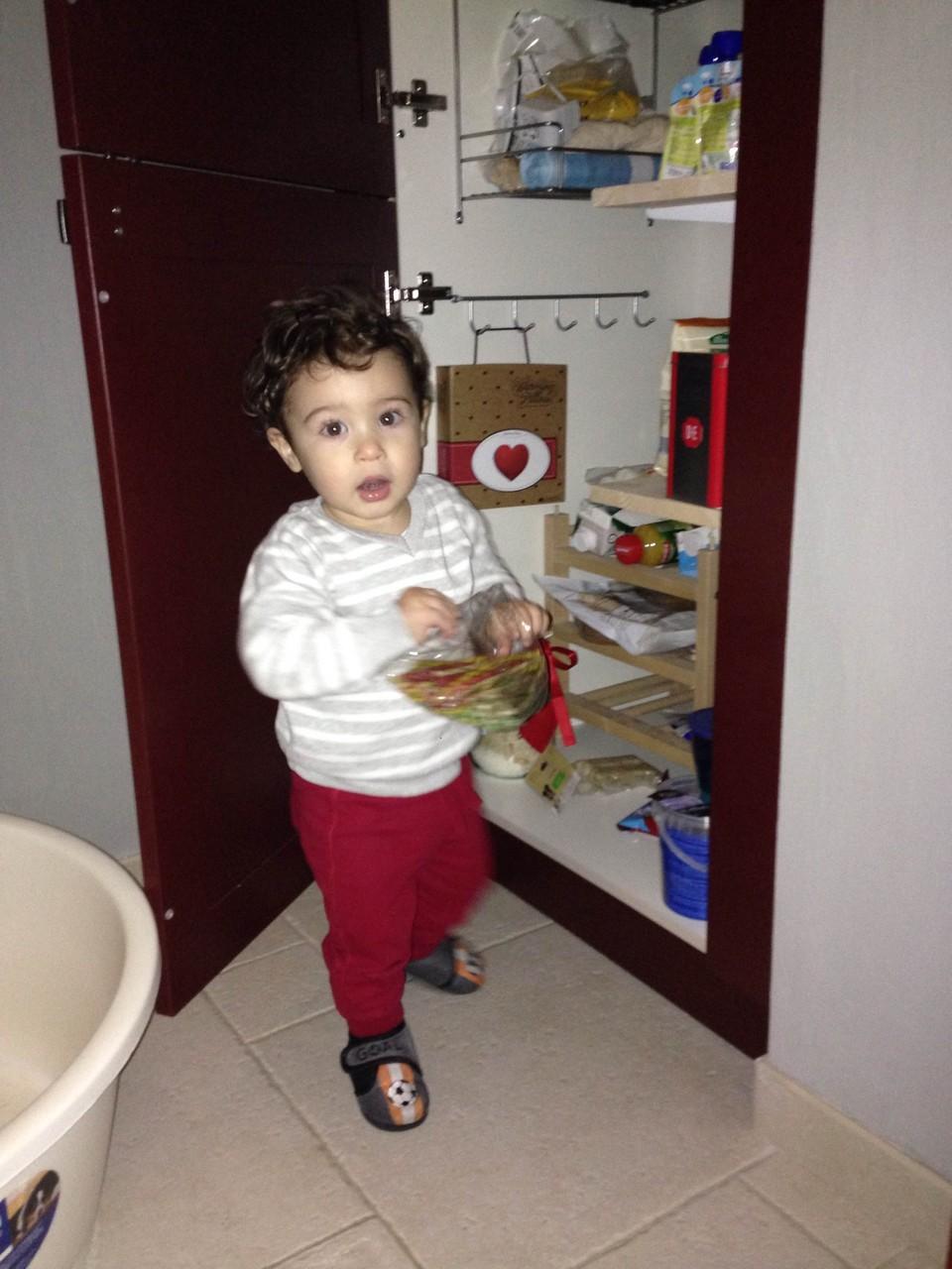 25.12.2015 Matteo weiss mittlerweile .....