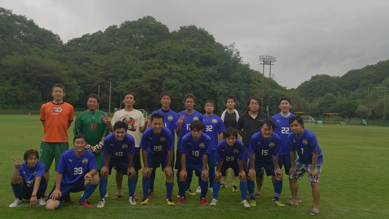2013/09/01 清滝スポーツヒルズ球技場 vs 長岡京SC vs FC岸和田