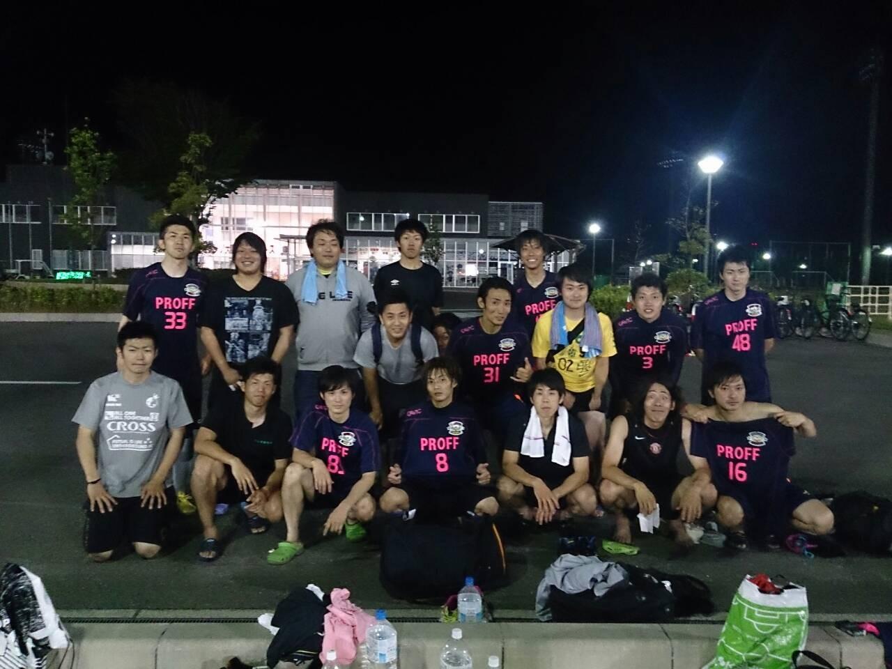 2014/6/15 J-GREEN堺S6 vs 神戸FC1970シニアA