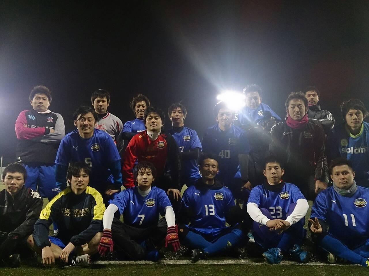 2014/01/04  J-GREEN堺 vs O~ELUSEN~O