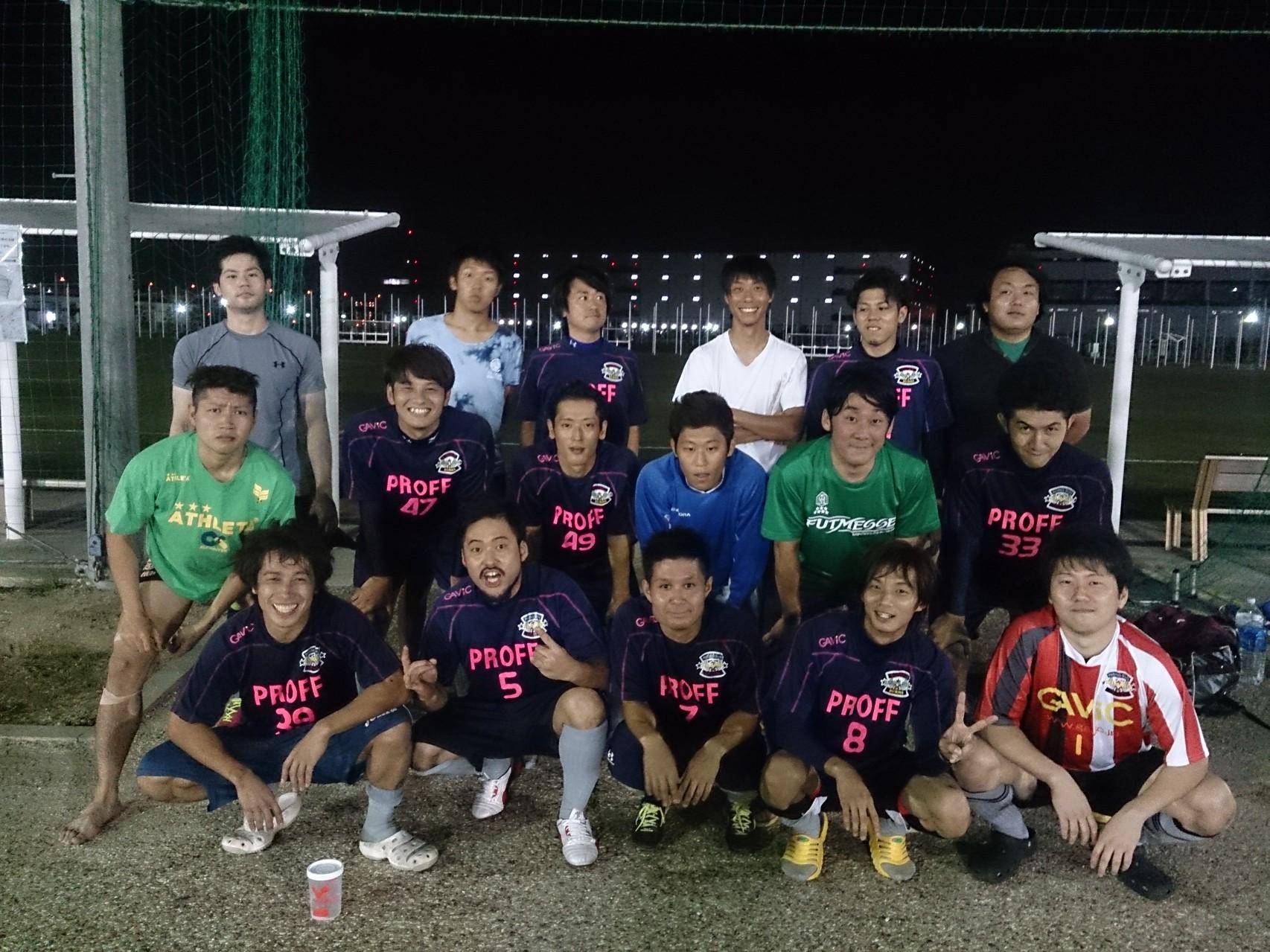 2014/9/7 J-GREEN堺S7 vs FC岸和田