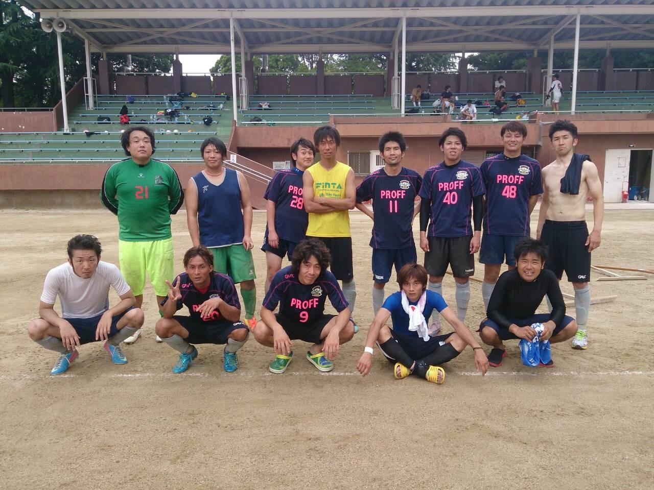 2014/8/24 久宝寺緑地陸上競技場 vs FC西宮 vs アスペガス生駒