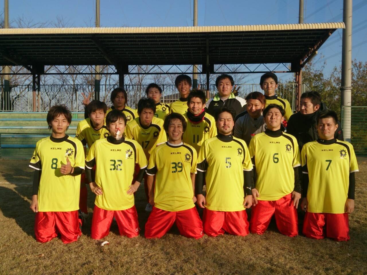 2013/12/01 大阪府リーグ第7節 清滝スポーツヒルズ球技場 vs FC.FORTE