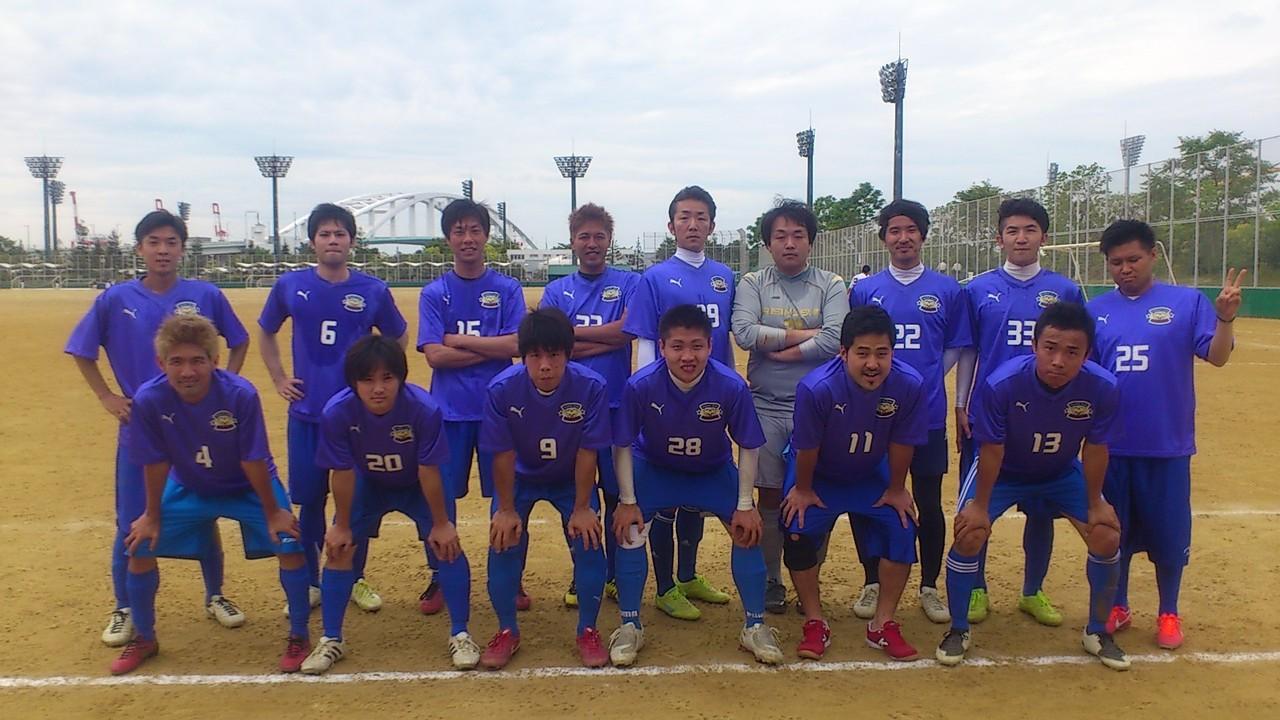 2013/5/19 舞洲運動場B面 vsFCミスト vsM's friends