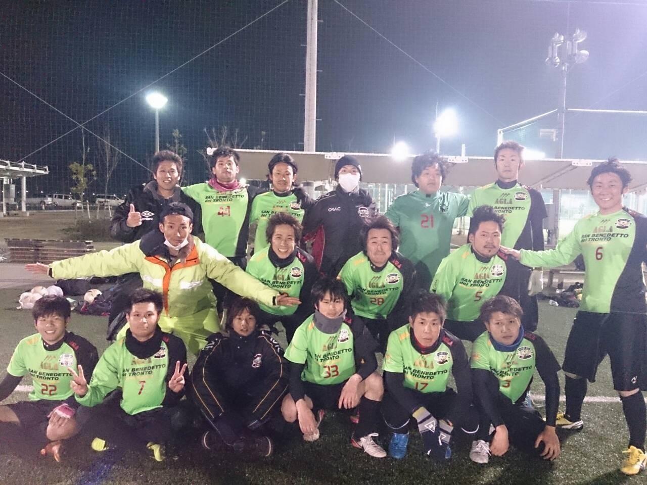 2014/1/25 J-GREEN堺S6 vs 海南FC