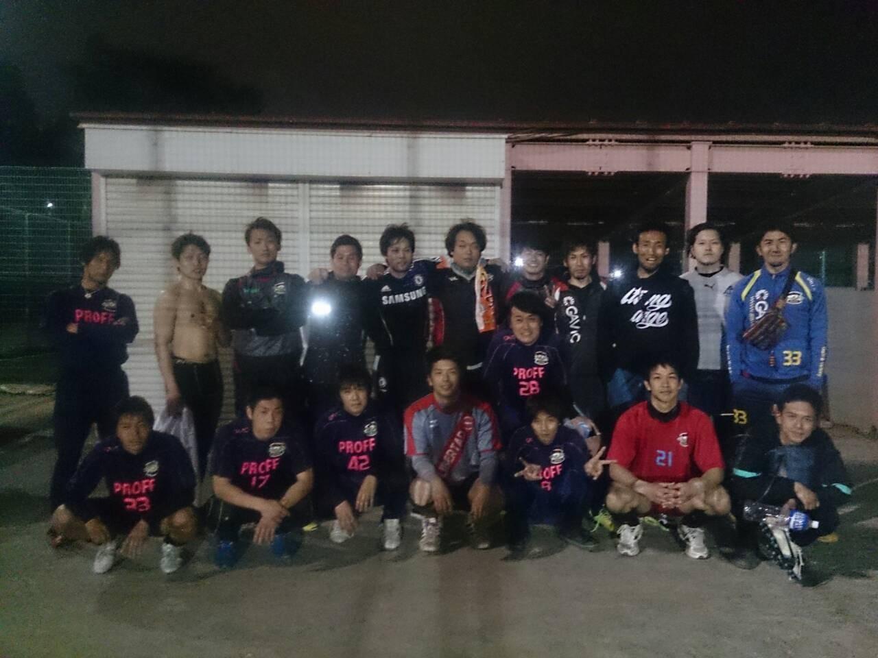 2015/4/12 服部緑地人工芝サッカー場 vs リスペクタ2005 vs リベルタFC