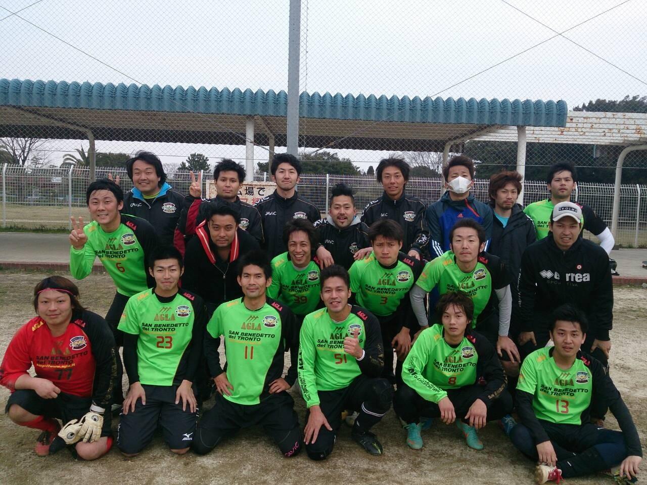 2014/3/16 浜寺公園第2球技広場 vs 豊中FC vs FC岸和田