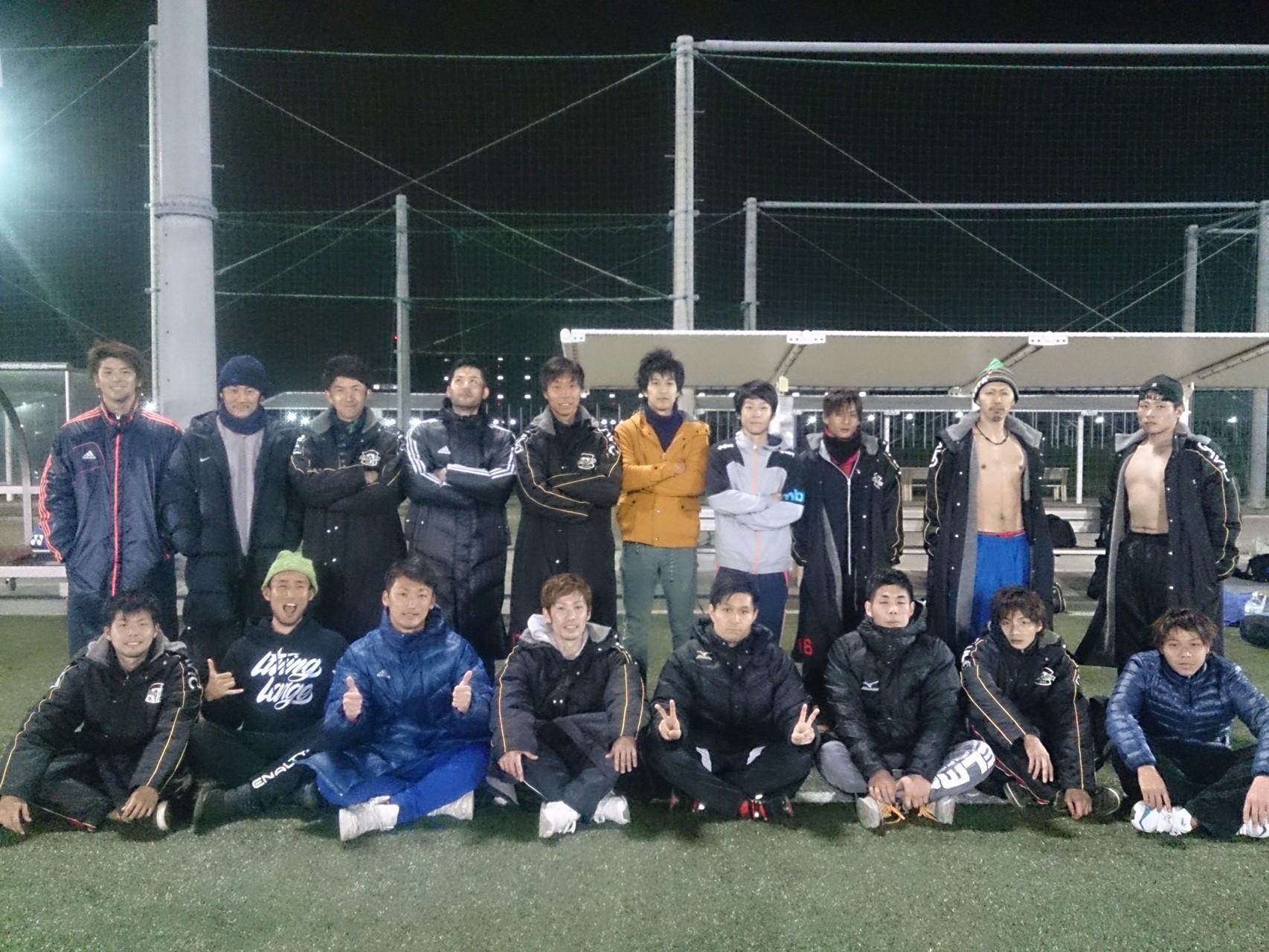 2015/1/4 J-GREEN堺S7 vs バッジーナ大阪