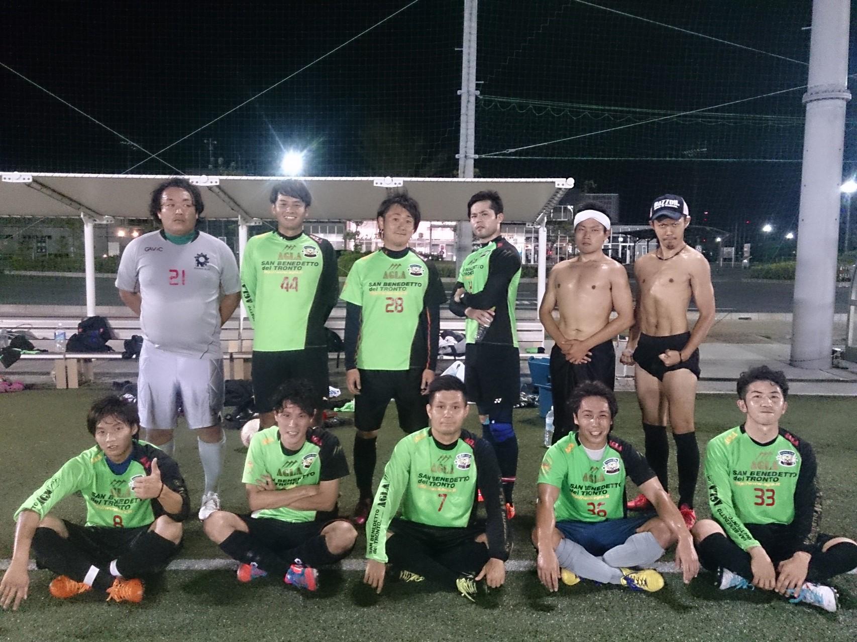 2014/9/28 J-GREEN堺S6 vs 吹田ジョカトーレ