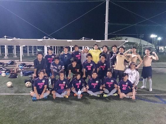 2014/5/18 J-GREEN堺S11 vs 新洋海運FC