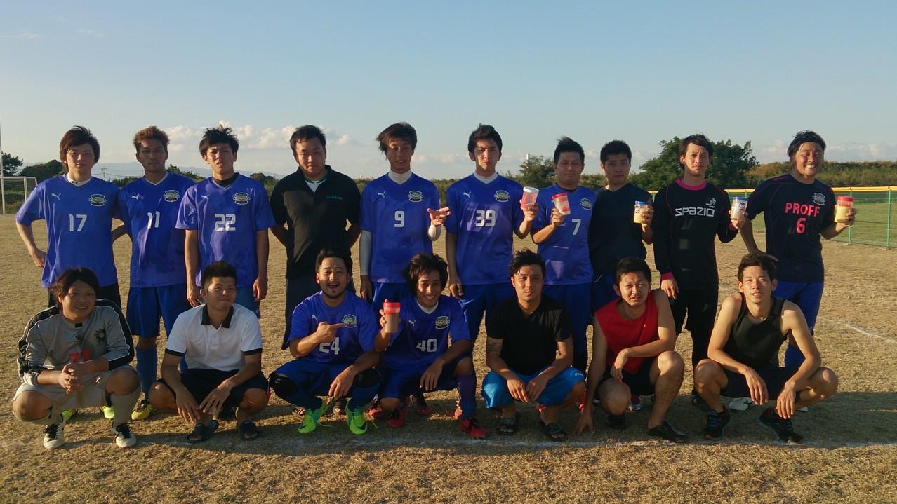 10/6 みなとグリーン堺 vs 吹田FC