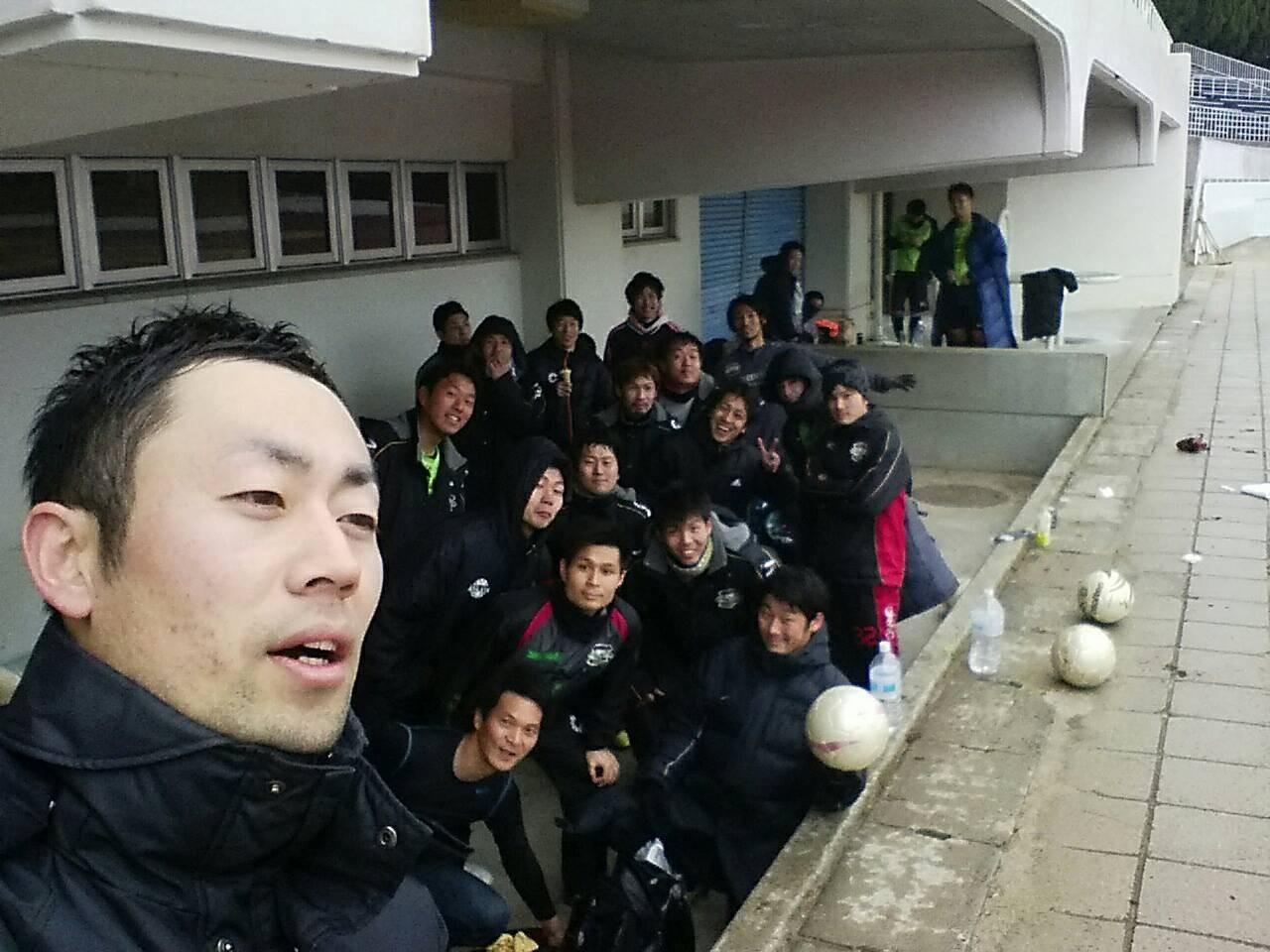 2014/12/28 服部緑地陸上競技場(天然芝) vs FC.GORIRU13  vs LIPTON