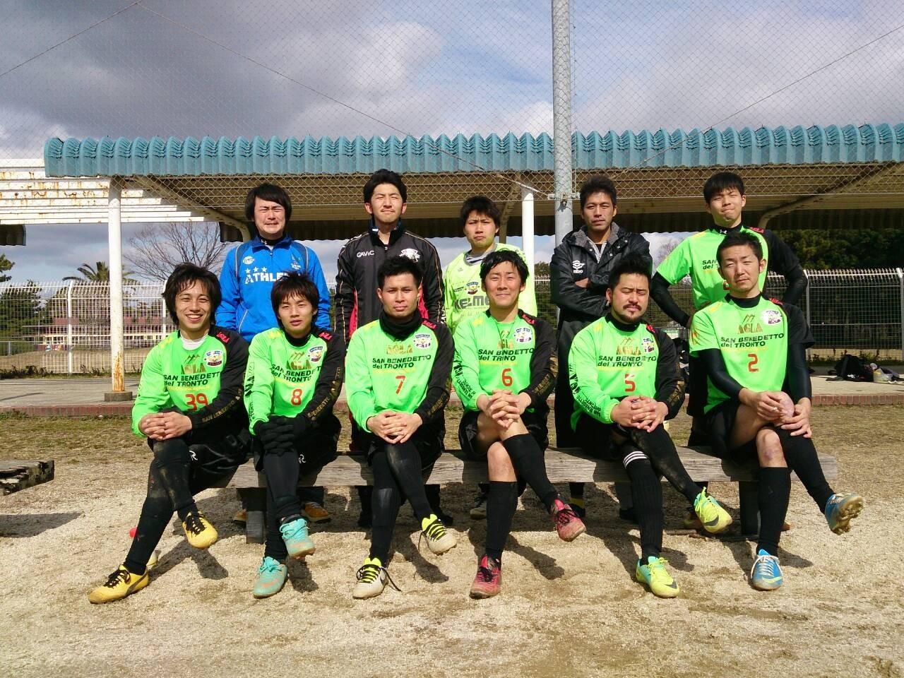 2014/2/9 浜寺公園第2球技広場 vs 新洋海運FC vs BTMU