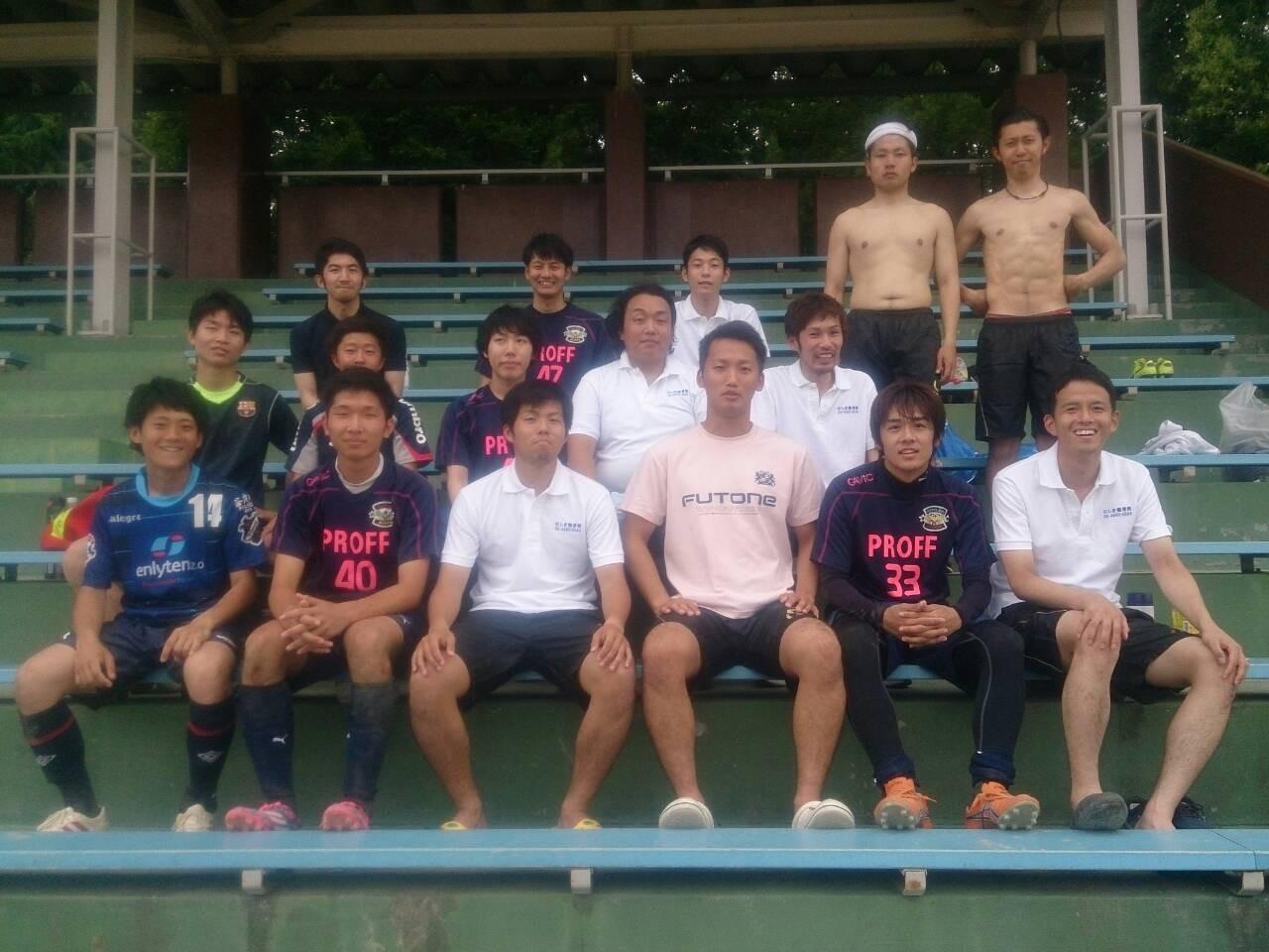 2015/6/14 久宝寺緑地陸上競技場 vs FORE:ZA