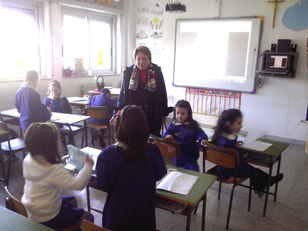La Preside prof.ssa Raffaella DE LUCA