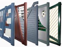 Large choix de portails aluminium