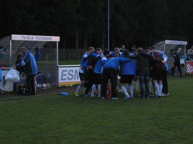 Die Jungas feiern den verdienten Derby-Sieg - Gratulation!