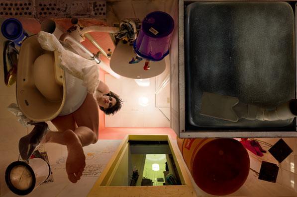 """ophelia"" • 2012 • 97 x 146 cm"