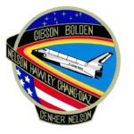 Mission patch STS-61C