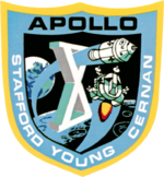 Mission patch Apollo 10