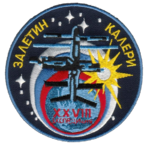 Mission patch Sojus TM-30