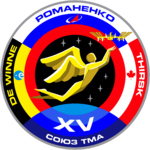 Sojus TMA-15 Missions-patch