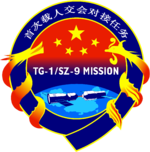 Mission patch Shenzhou 9