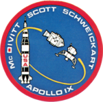 Mission patch Apollo 9