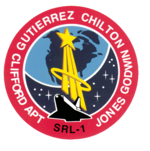Mission patch Space Shuttle STS-59