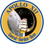 Apollo 12 Mission patch
