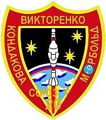 Mission patch Sojus TM-20