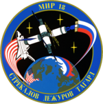 Mission patch Sojus TM-21