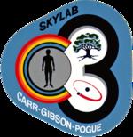 Mission patch Skylab 4