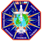 Mission patch STS-91