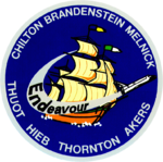 Mission patch Space Shuttle STS-49