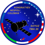 Sojus TMA-20 Mission-patch