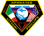 Sojus TMA-06 mission patch