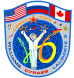 Sojus TMA-16 Missions-patch