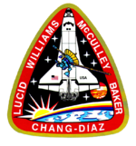 Mission patch STS-34