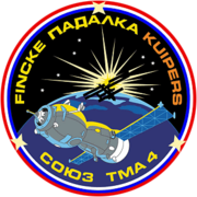 Mission patch Sojus TMA-4