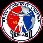 Mission patch Skylab 3
