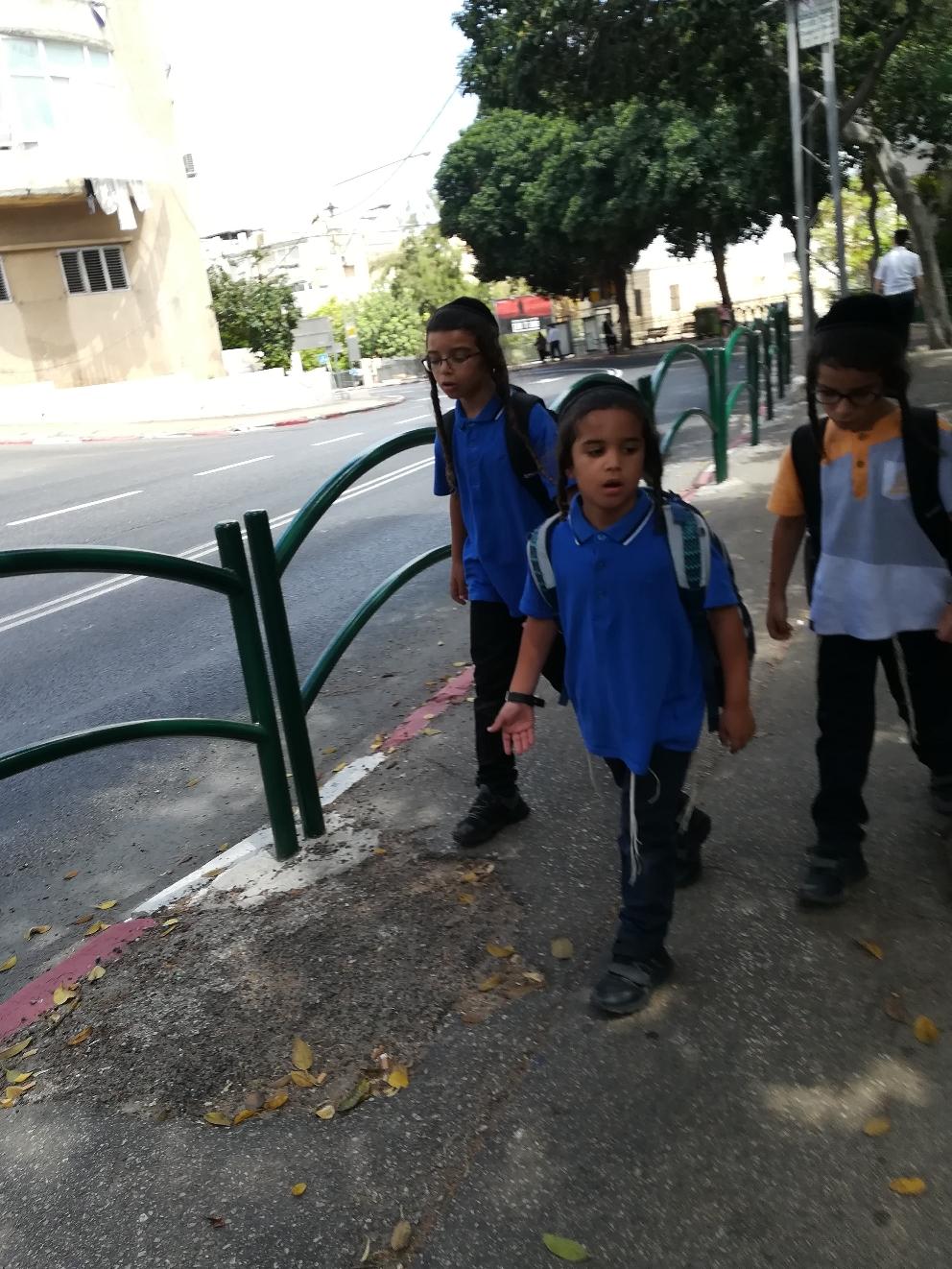 Nach der Schule
