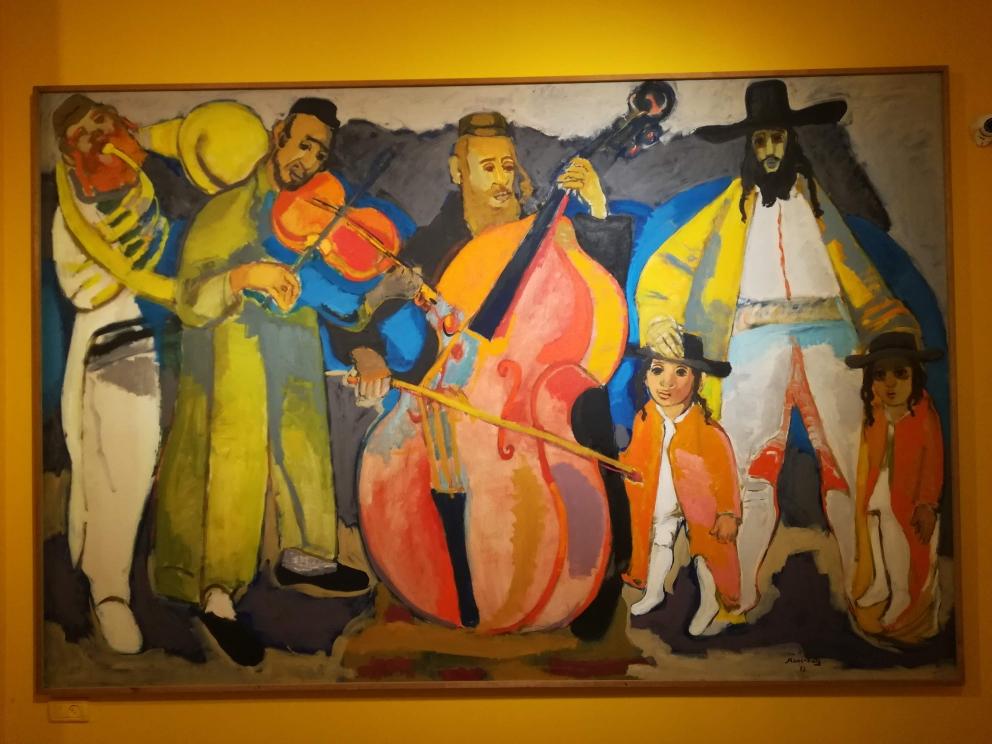 Im Mane Katz Museum