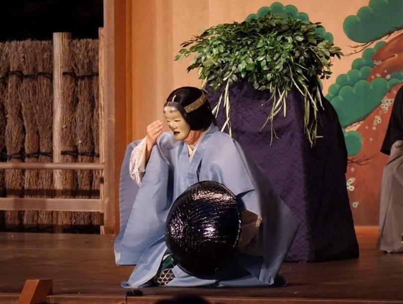 武田神社薪能_隅田川