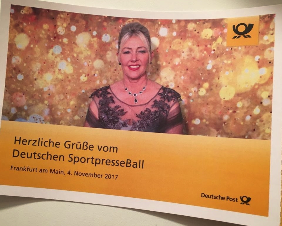 Event Deutscher Sportpresseball
