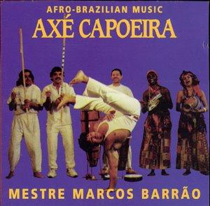 Mestre Barrão - Axé Capoeira cd