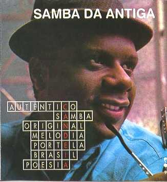 Candeia - Samba de Roda cd