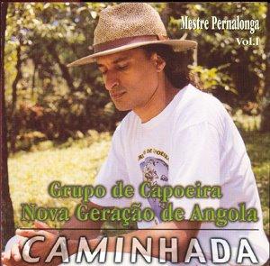 Mestre Pernalonga - Grupo de capoeira angola Nova Geração