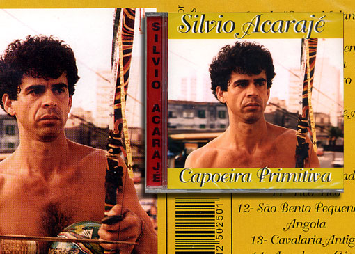 A saga do Urucungo - Silvio Acarajé cd